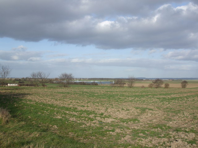 Fields to Masons Poultry Farm