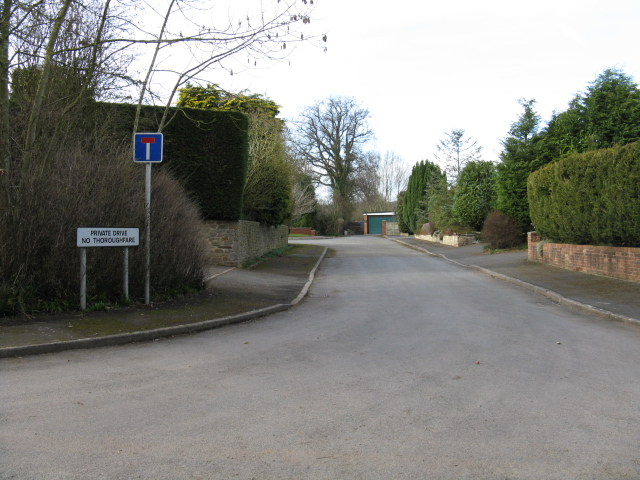Private Drive, Upper Town