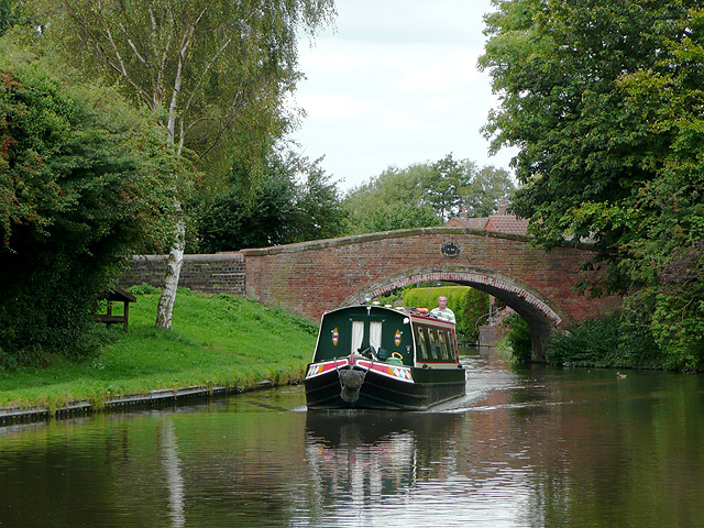 Acton Moat Bridge, Acton Trussell, Staffordshire