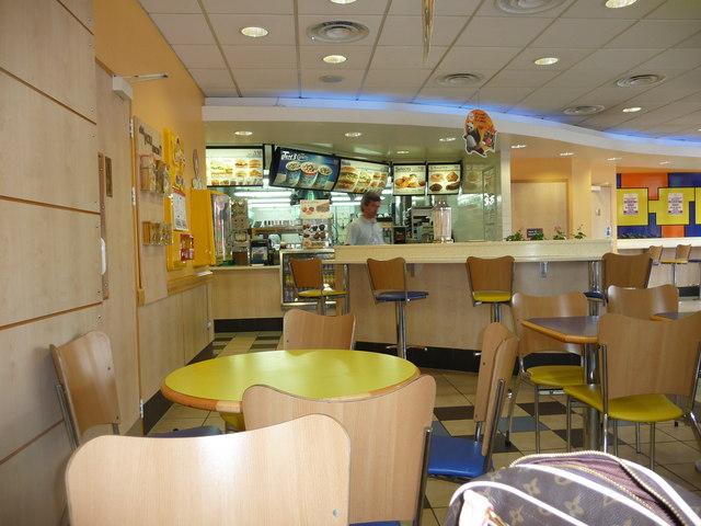 Exeter : McDonald's
