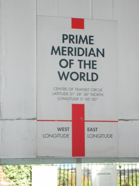 Prime Meridian of the World, Greenwich