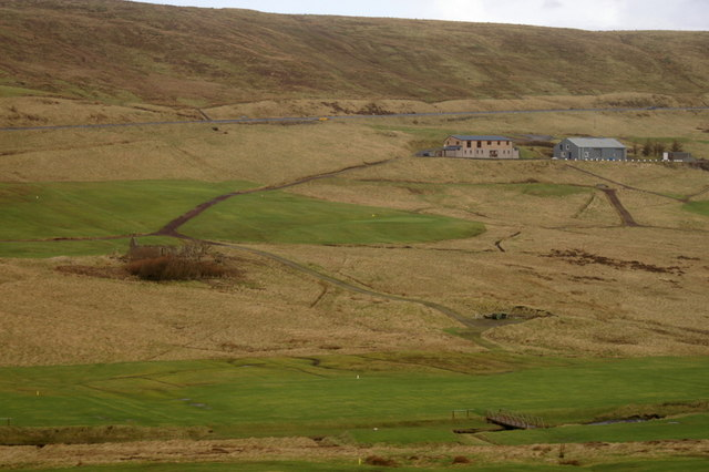Shetland Golf Club, Dale