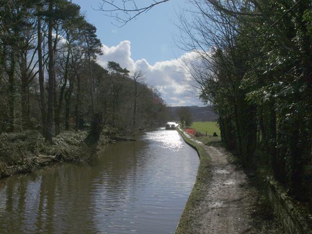 Trent & Mersey Canal, near Great Haywood, Staffs