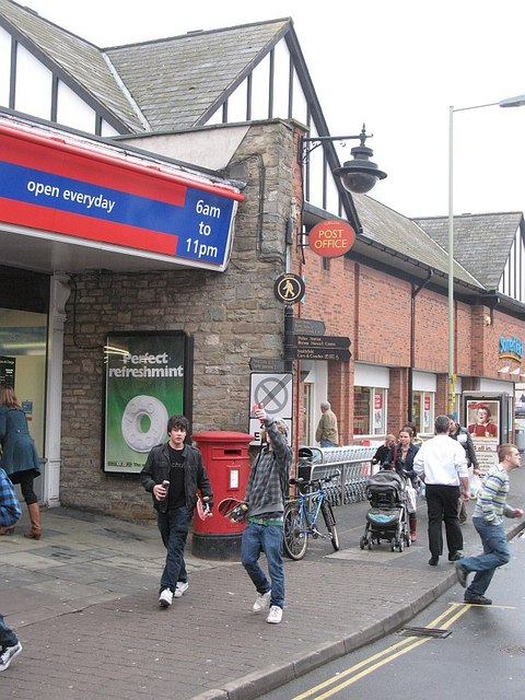 Ludlow Post Office