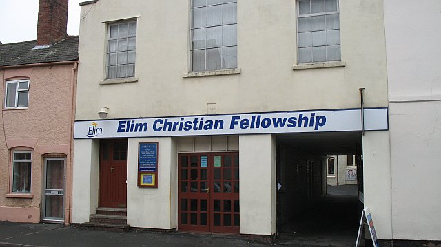 Elim Christian Fellowship