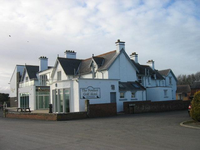 The Powfoot Golf Hotel