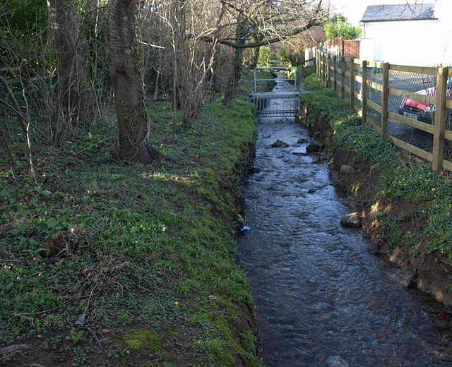Stream, Ashburton