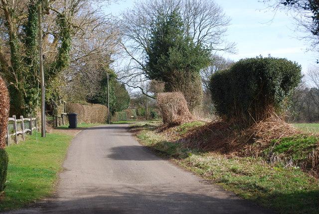 Old Litten Lane