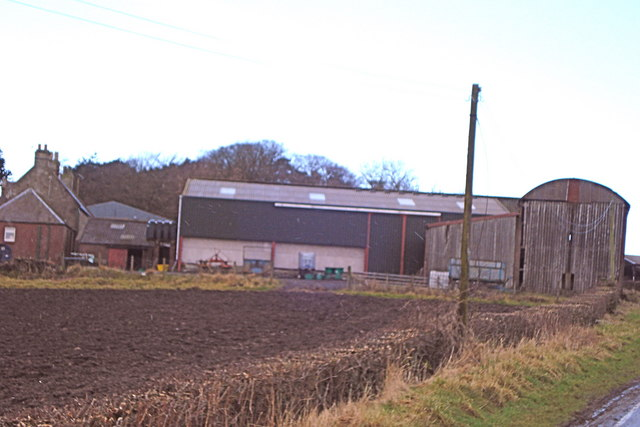 Mid Tartraven Farm