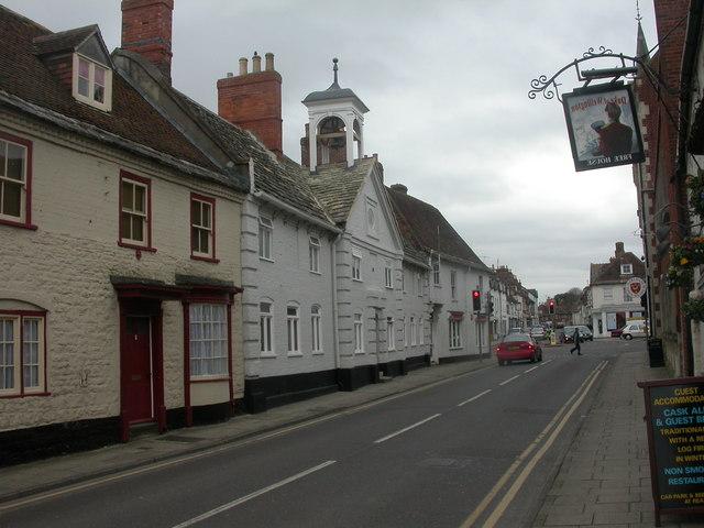 Wareham, almshouses