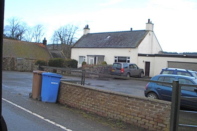 South Mains Farmhouse