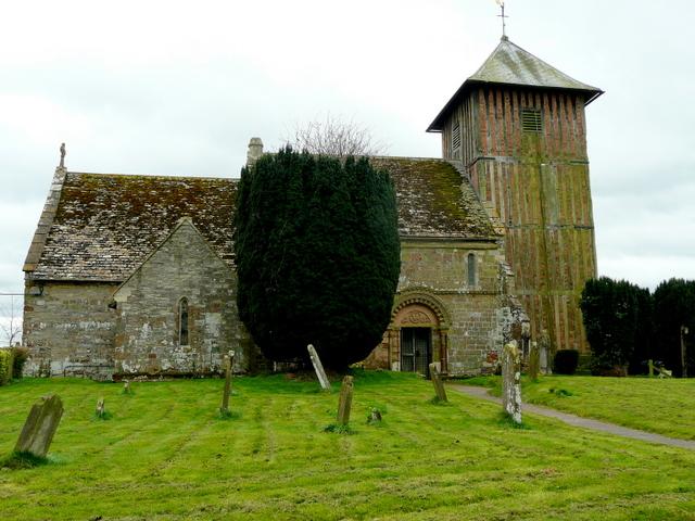 St. Mary's church, Upleadon