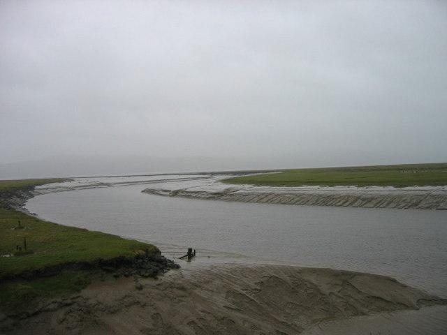River Bladnoch near Wigtown