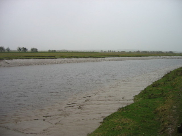River Bladnoch near Wigtown