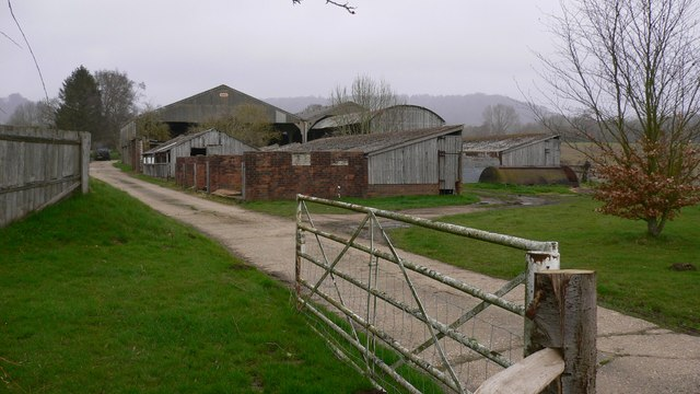Outbuildings at Northend Farm