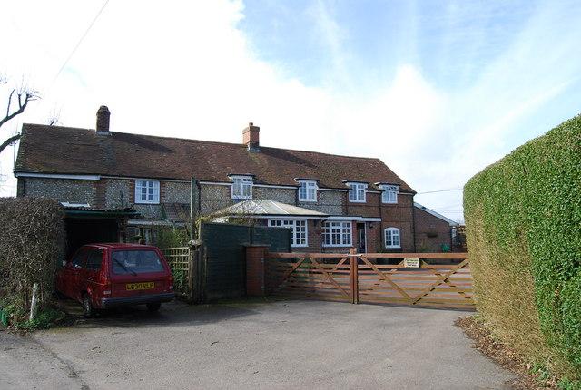 Flint Cottage, Warren Lane, Warren Corner