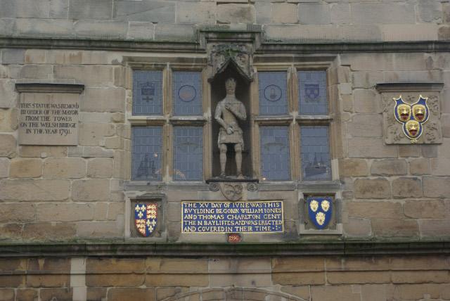 Old Market Hall, Shrewsbury