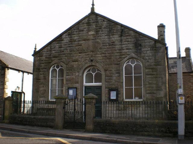 Jollies Memorial Church, Barrow