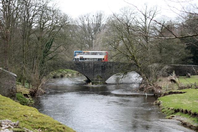 Levens Bridge