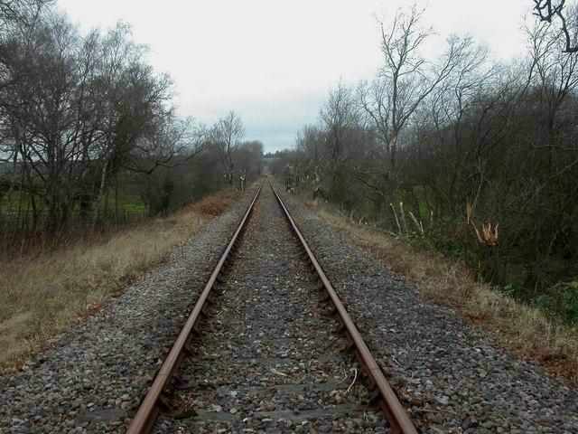 East Holme, railway