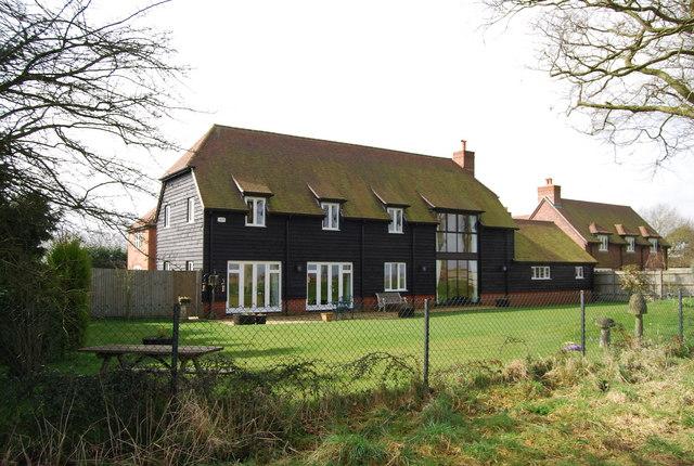 House, Quin Hay Farm