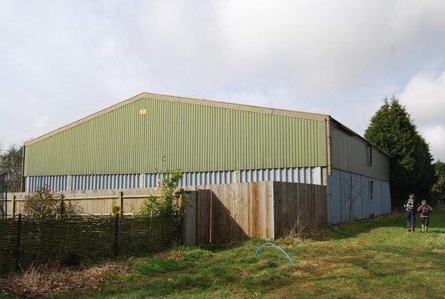 Barn, Quin Hay Farm
