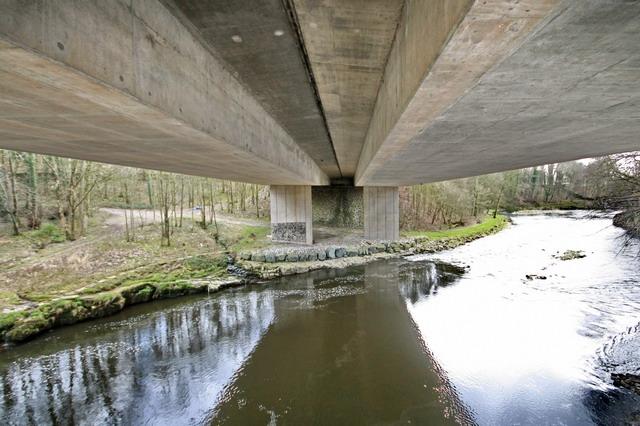 Bridge over River Kent