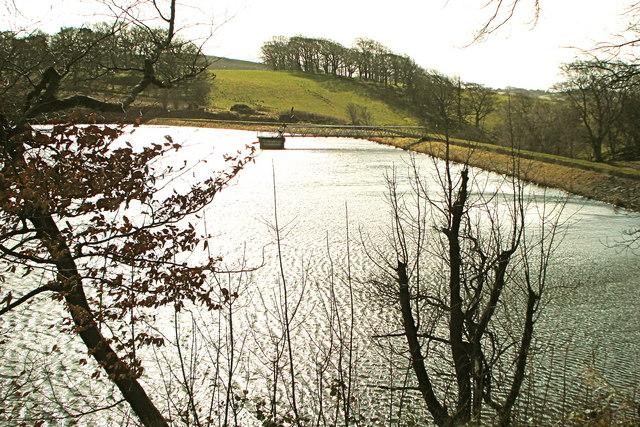 Lochcote Reservoir