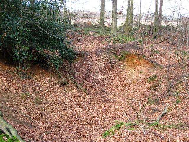 Small Quarry at Cholesbury