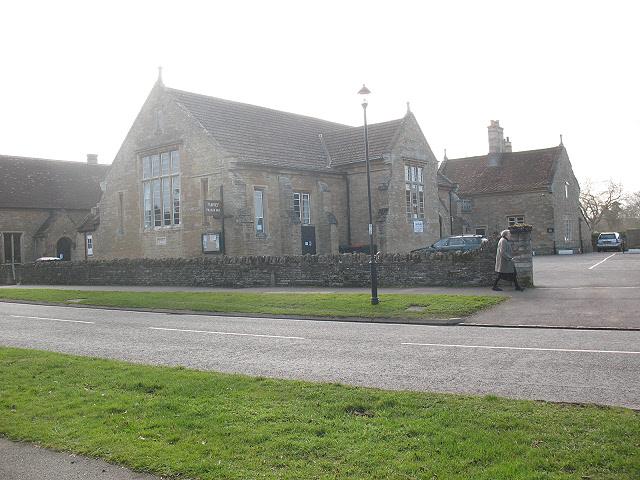 Turvey village hall