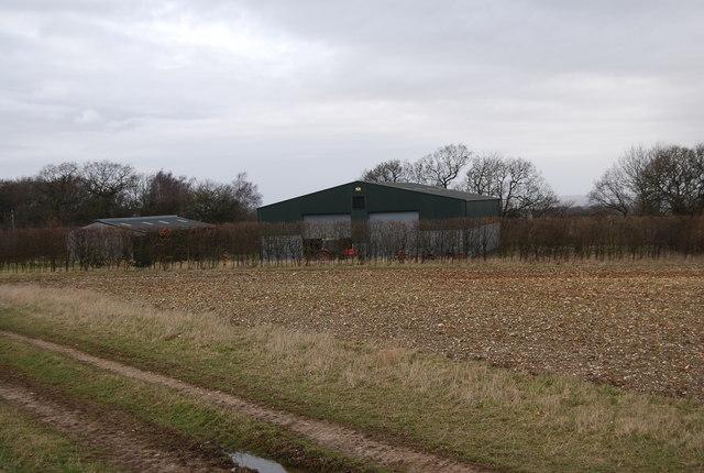 Barn, Priors Dean