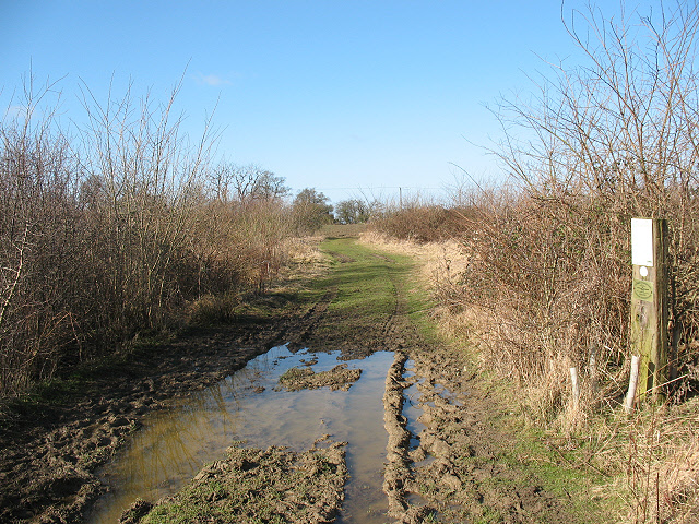 Permissive footpath to Dors Cottage