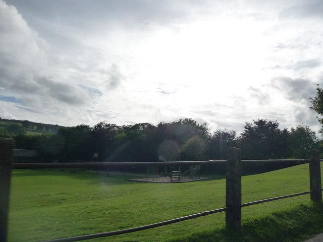 Exford : Village Park