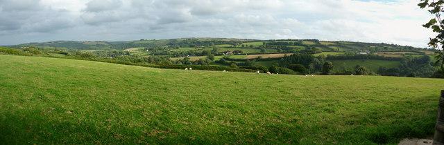 Exmoor : Countryside