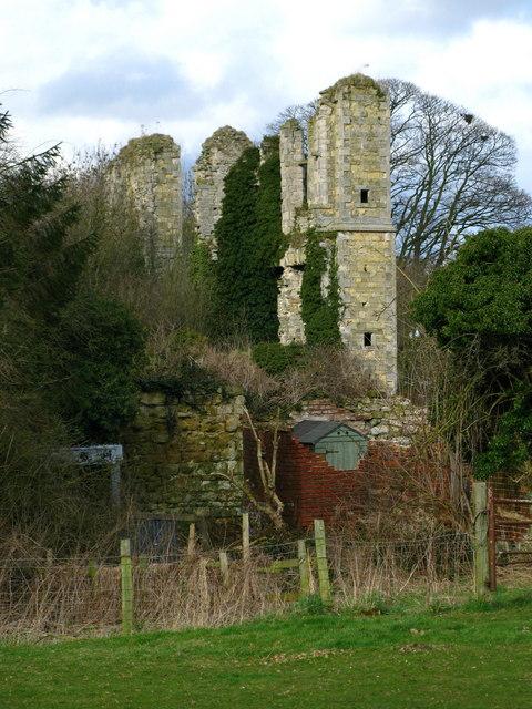 Slingsby Castle