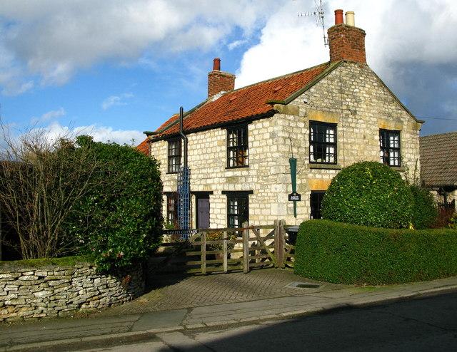 Sawpit Cottage at Slingsby