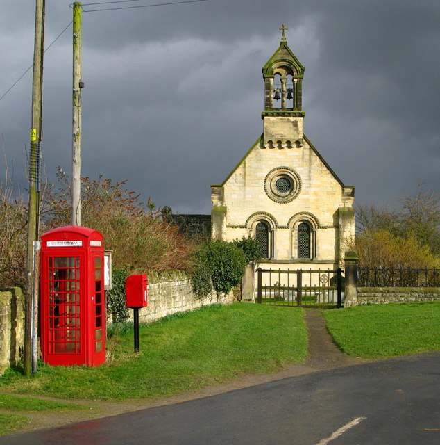 Barton-le-Street Church