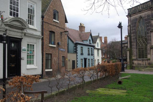 St Alkmond's Place, Shrewsbury