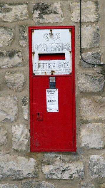 Swinton Letter Box