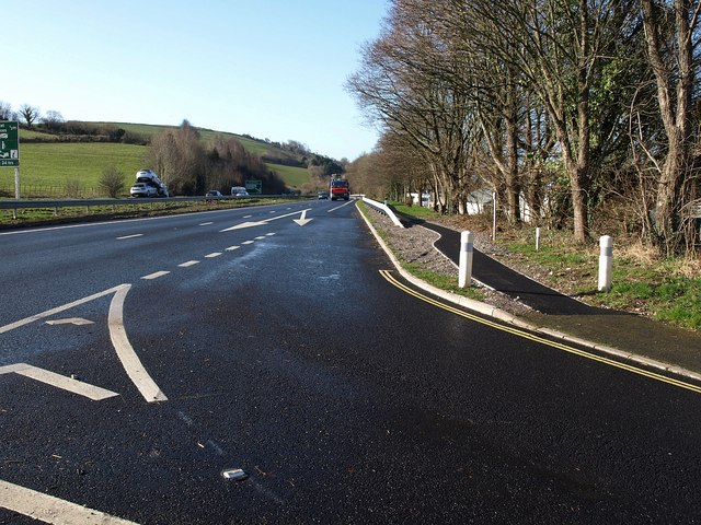 A38 expressway, Ashburton