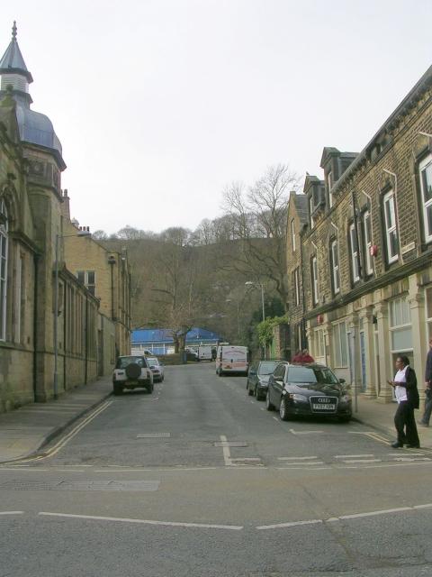 Hall Street - Rochdale Road