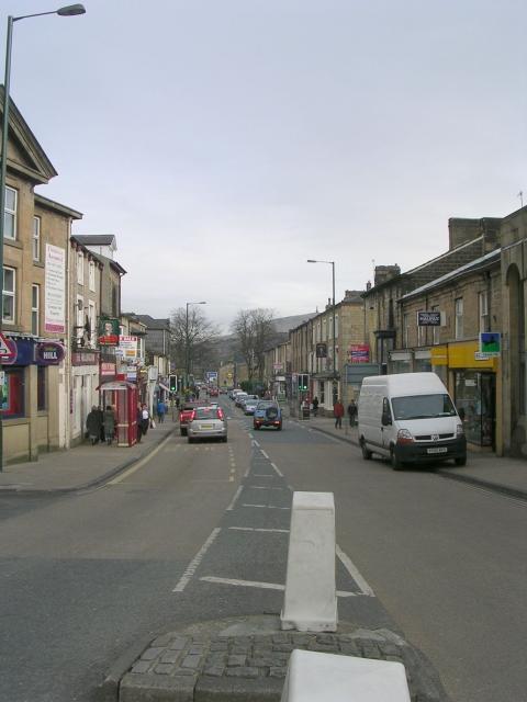 Halifax Road - Todmorden