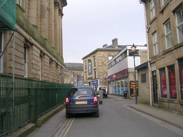 Bridge Street - Halifax Road