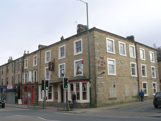 The Duke of York - Halifax Road