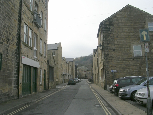 Dale Street - Union Street South