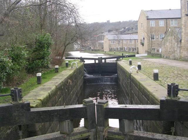 Lock 18 - Rochdale Canal - Union Street South