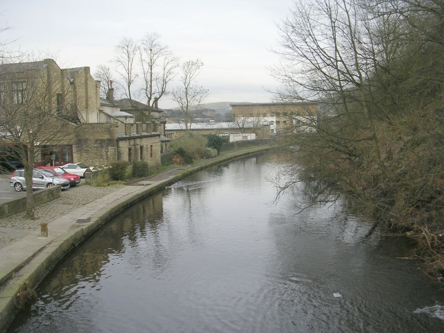 Rochdale Canal - Union Street South