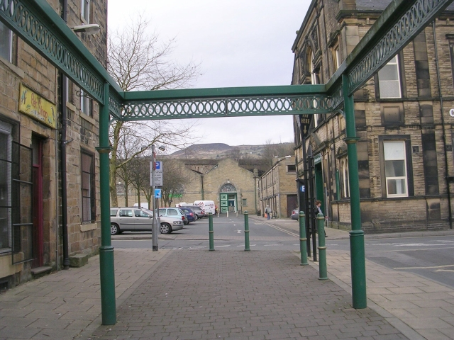 Union Street - Halifax Road