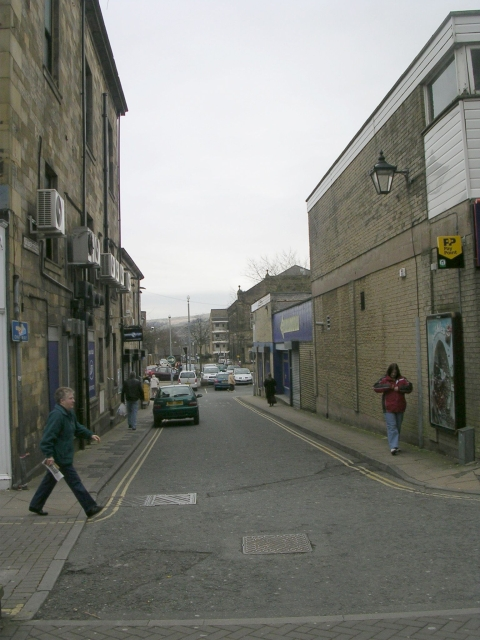Calder Street - Bridge Street