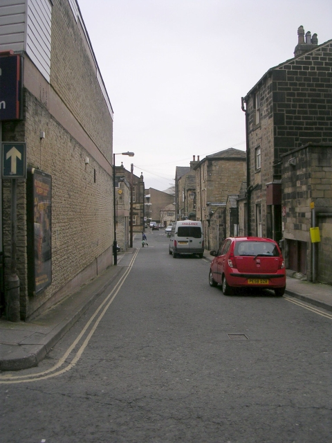 School Lane - Bridge Street
